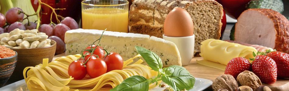 Header Branche Nahrungsmittel und Molkereiprodukte-food and dairy